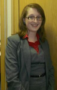 Conveyancing solicitor: Kimberley Anderson